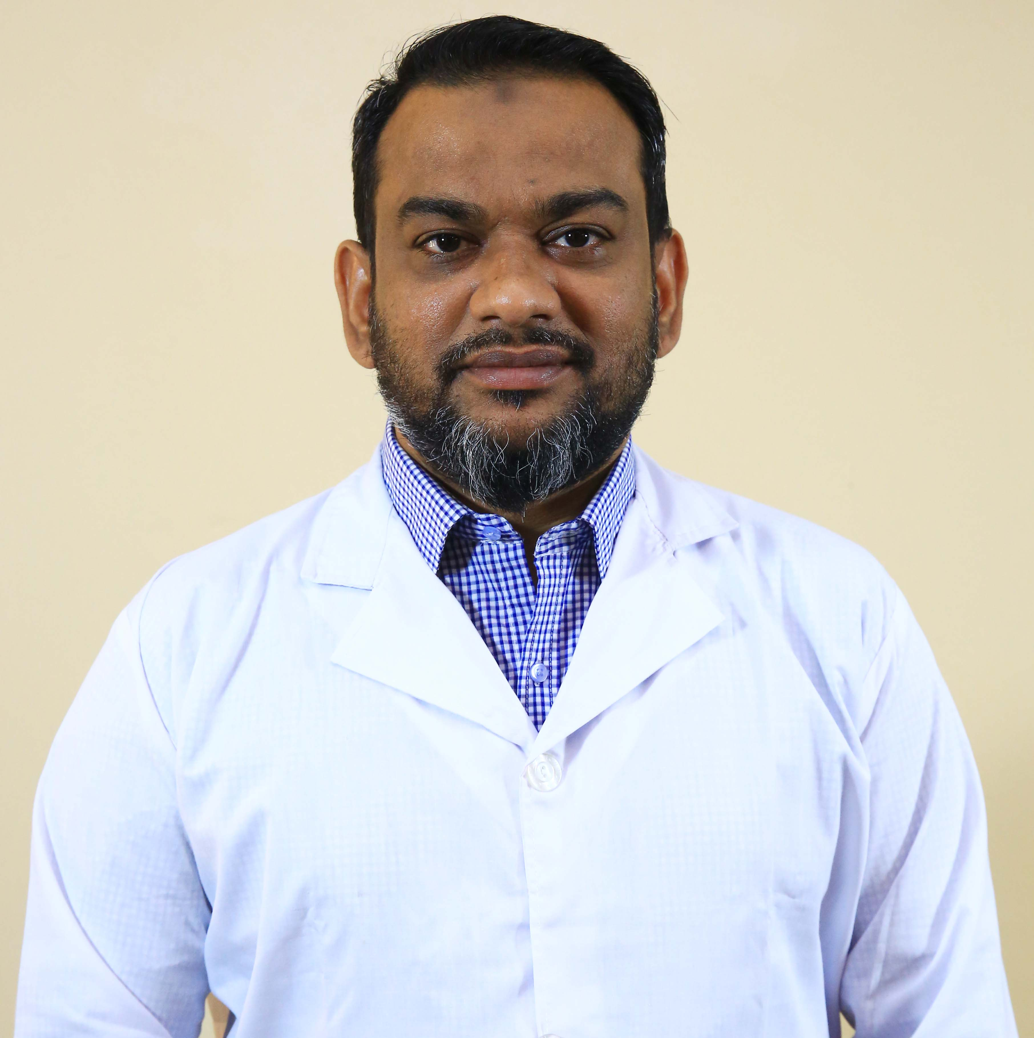 Dr. Mohammad Serajus Saleheen