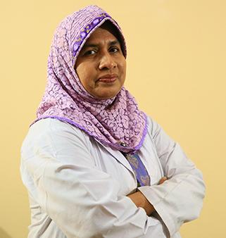 Professor Dr Rokeya Anwar