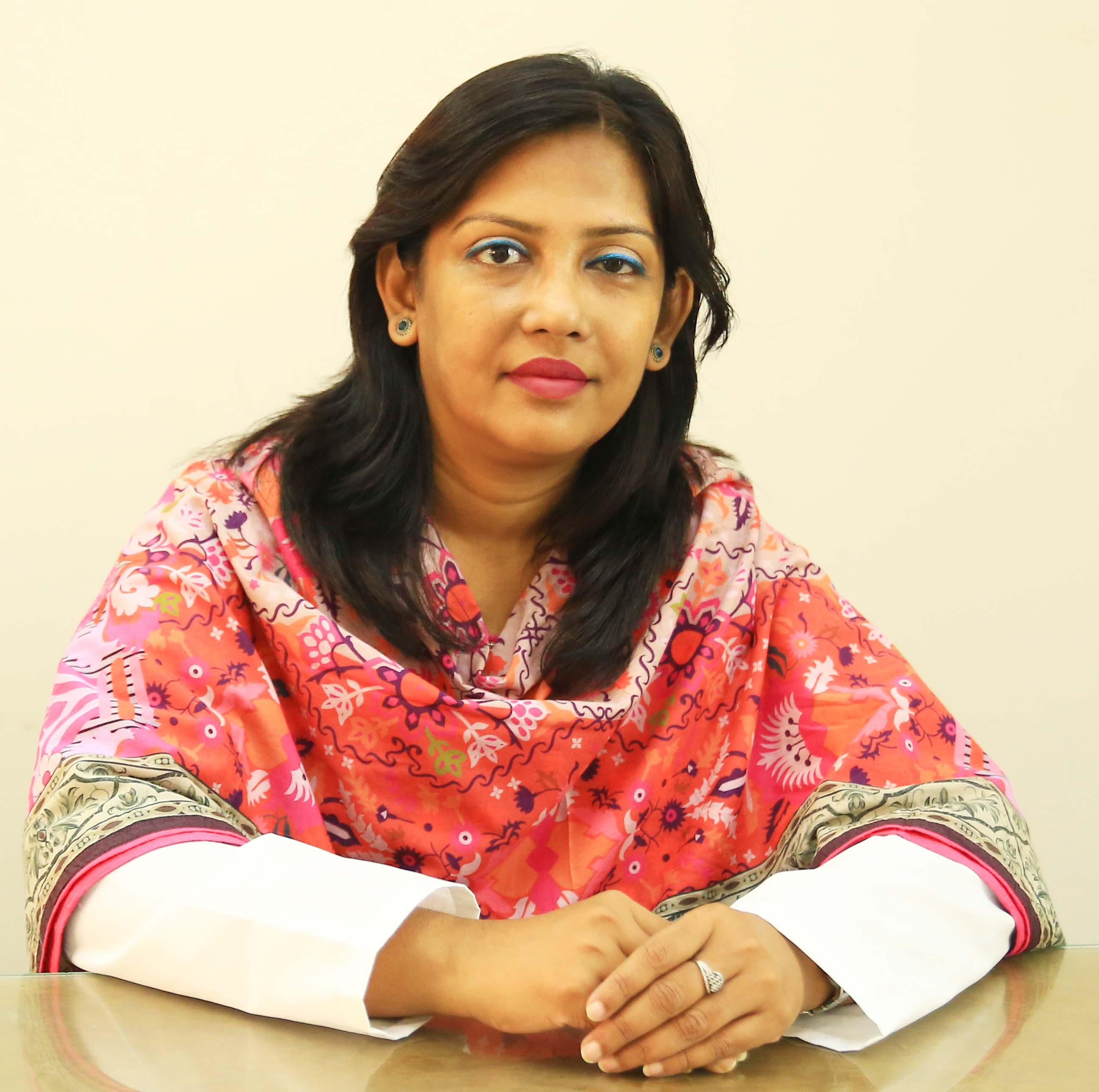 Dr. Samia Ahmed