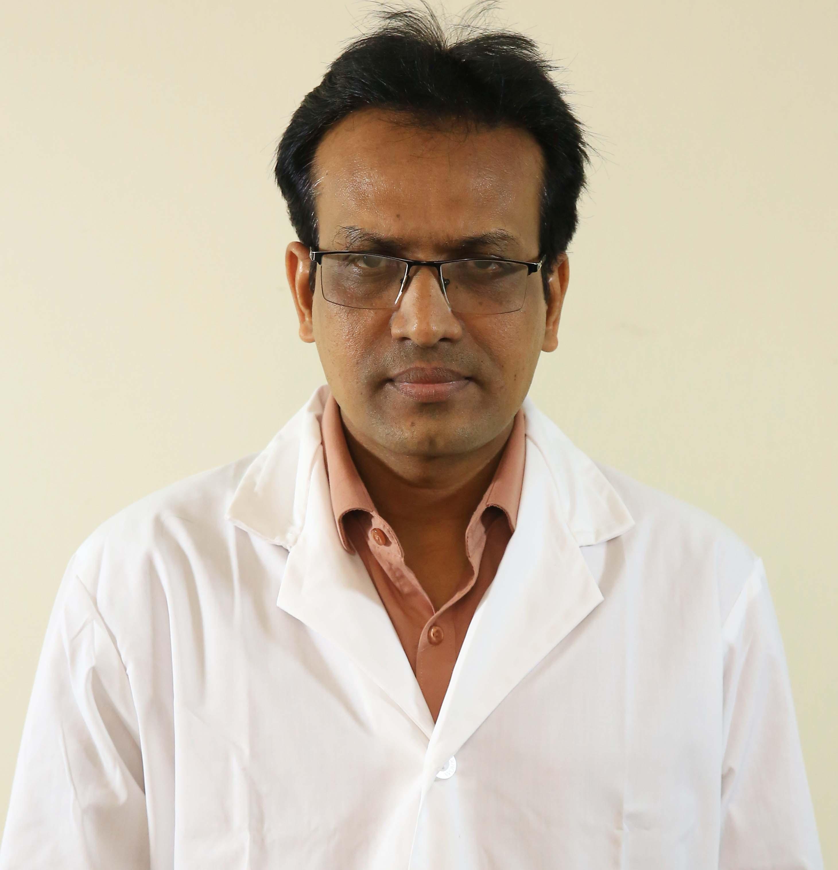 Dr. Md. Johirul Islam