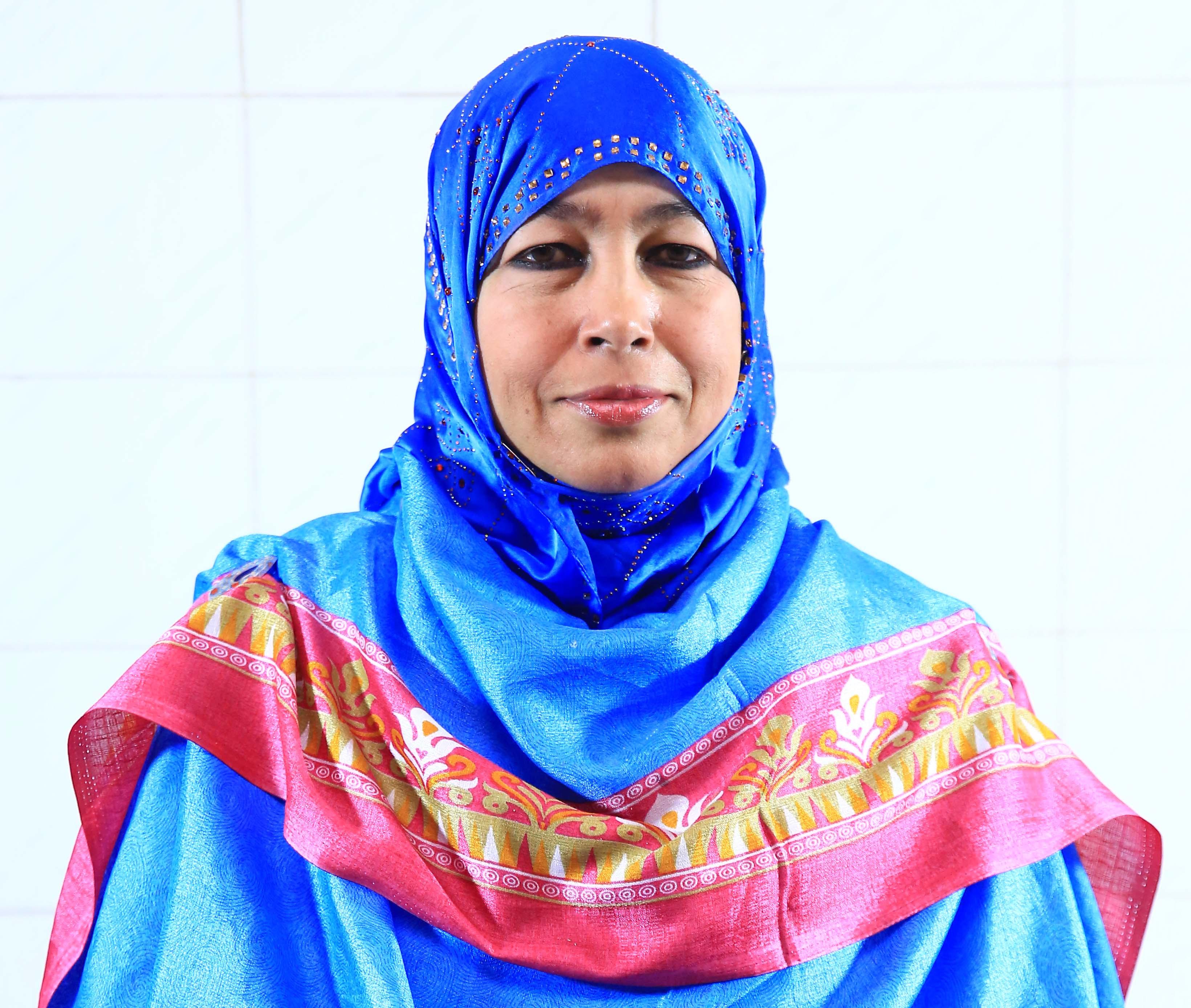 Professor (Dr.) Mamtaz Begum