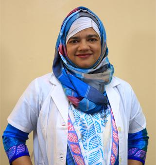 Dr. Laila Shirin