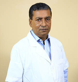 Profile of Professor Dr. Pranashis Saha