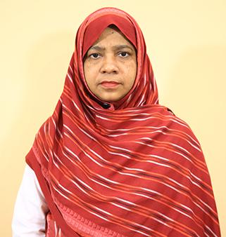 Professor (Dr.) Nazrina Khatun