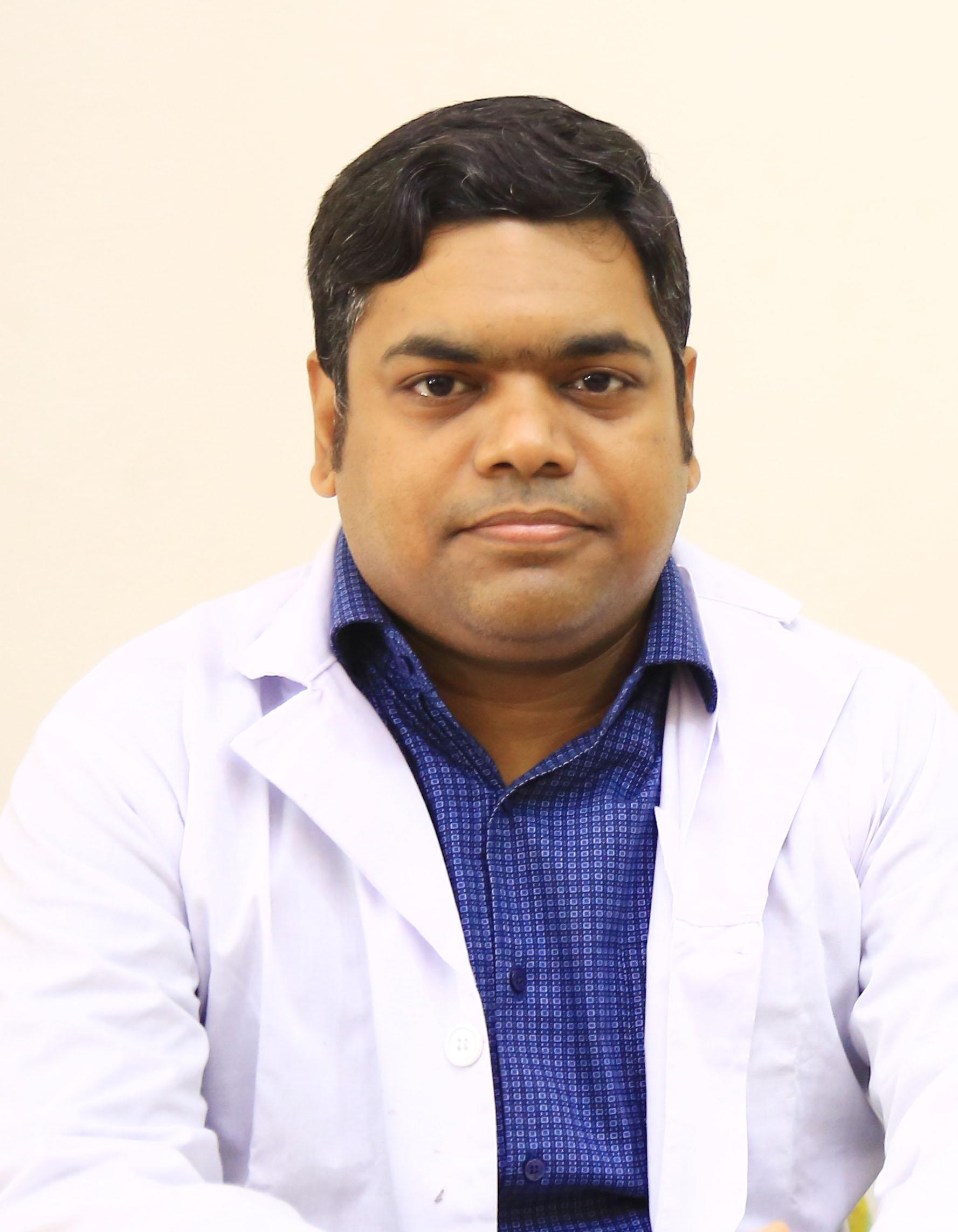 Dr. Muhammad Masudul Hassan Arup