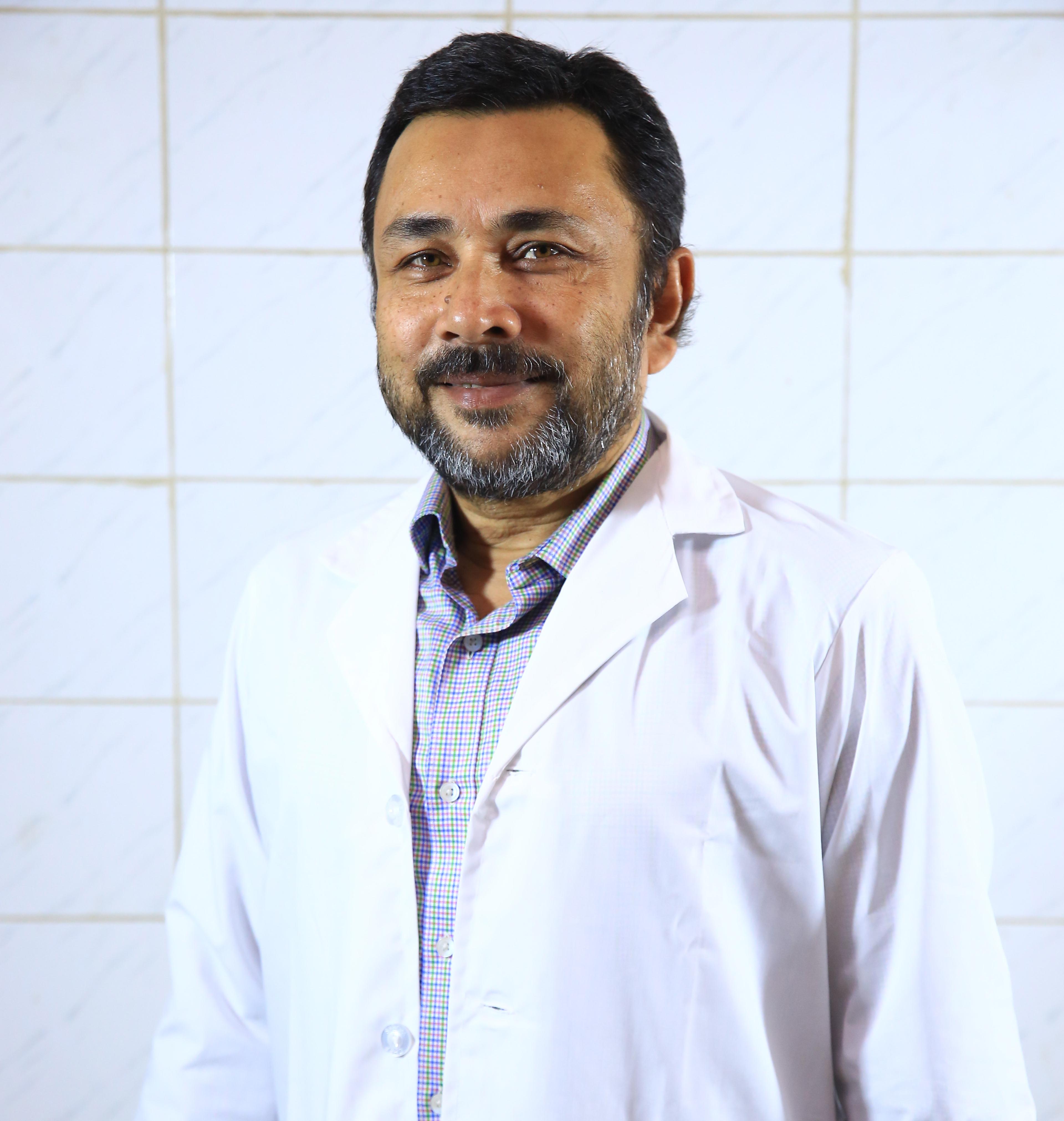 Dr. Shah Md. Rashed Zahangir Kabir