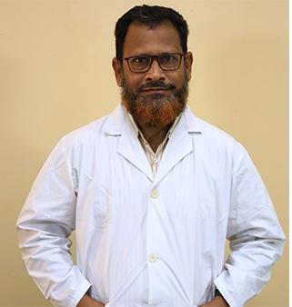 Dr. Kazi Habibullah