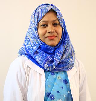 Dr. Farida Arjuman