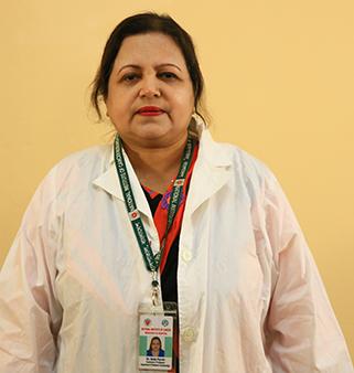 Dr. Saila Perveen