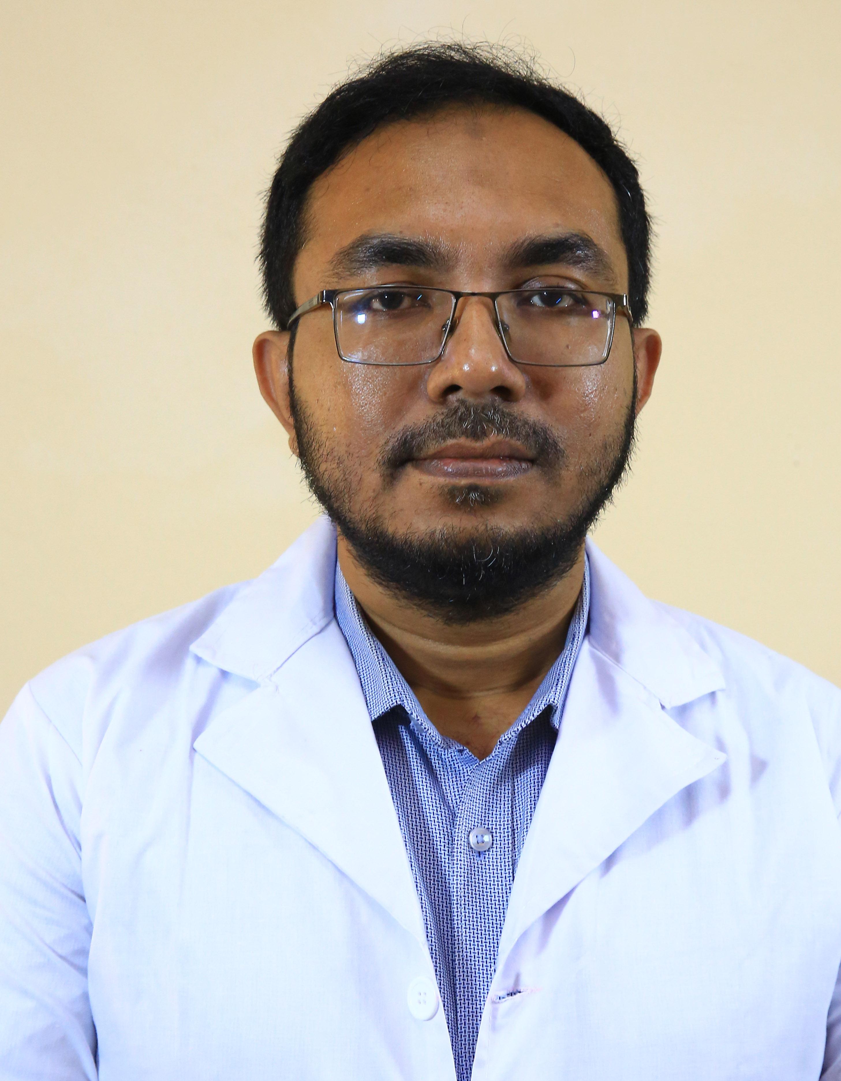 Dr. Khondoker A. B. M. Abdullah Al Hasan